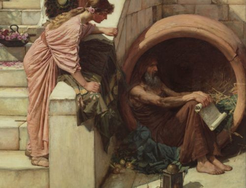 Diogenes on Current Affairs