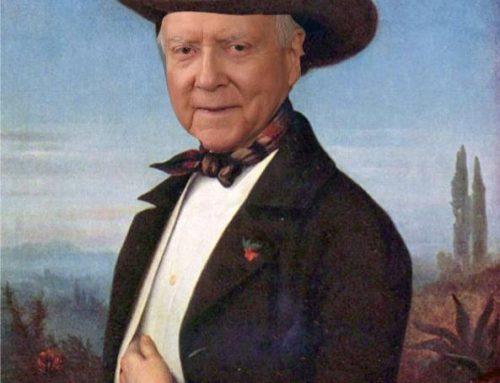Senator Orrin Hatch Time Travelling to 1851