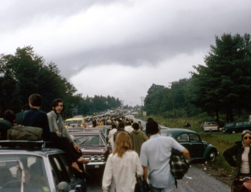 Freud, Woodstock, and Crowd Behavior