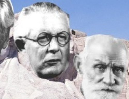 The Mythical Fathers of Psychology