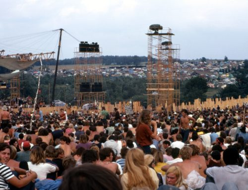 Woodstock Turns 50: Behind the Curtain with John Morris, Head of Production