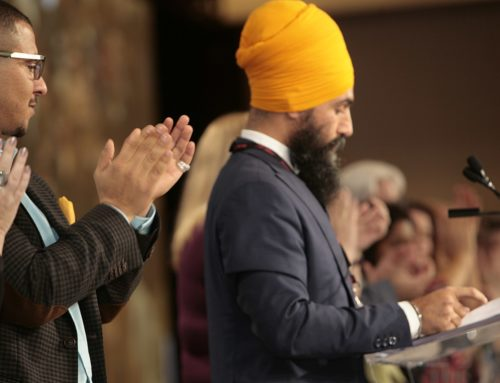 Jagmeet Singh, Abortion, and Illogic