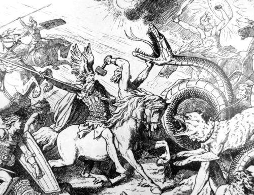 Ragnarök in the Norse Myths and the Power of Dystopic Fatalism