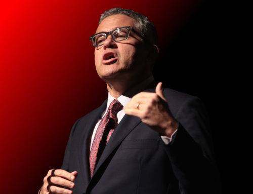 The Ecstatic Agony of Jeffrey Toobin